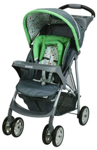 Graco LiteRider Click Connect Travel Stroller