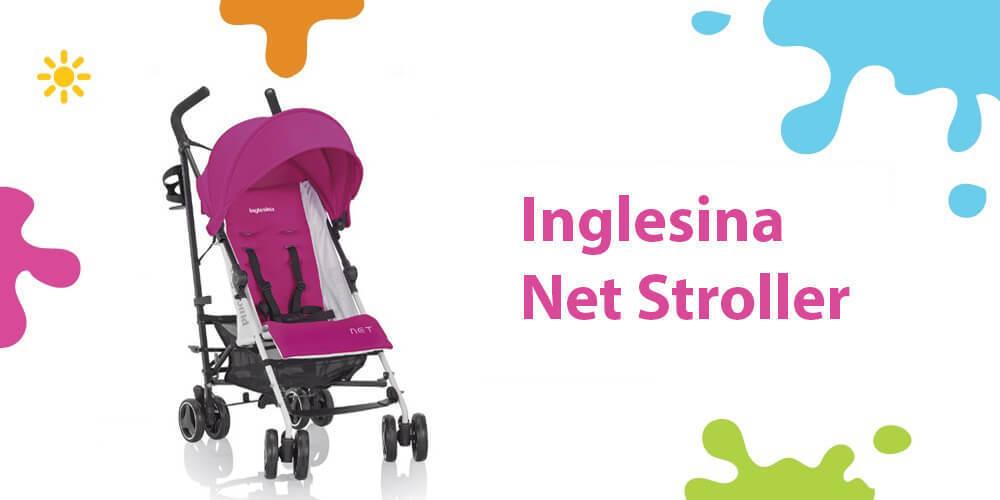 Inglesina Net Review (A Travel Fresh, Lightweight Umbrella Stroller)