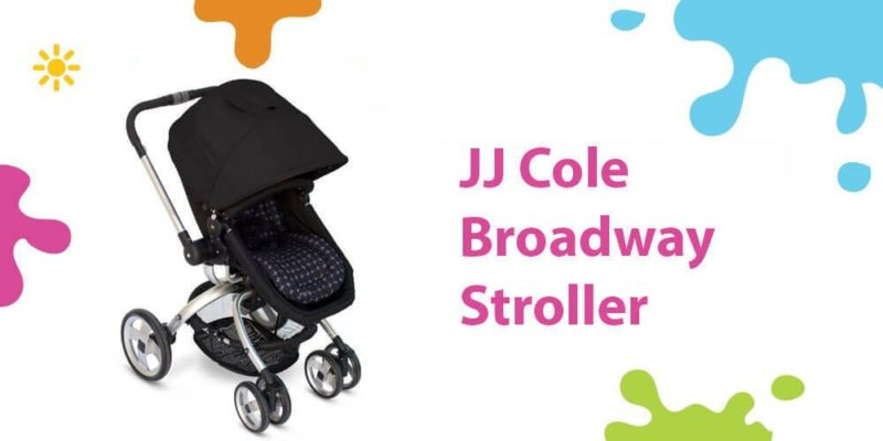 JJ Cole Broadway Review (A Bassinet and Car Seat Ready Stroller)