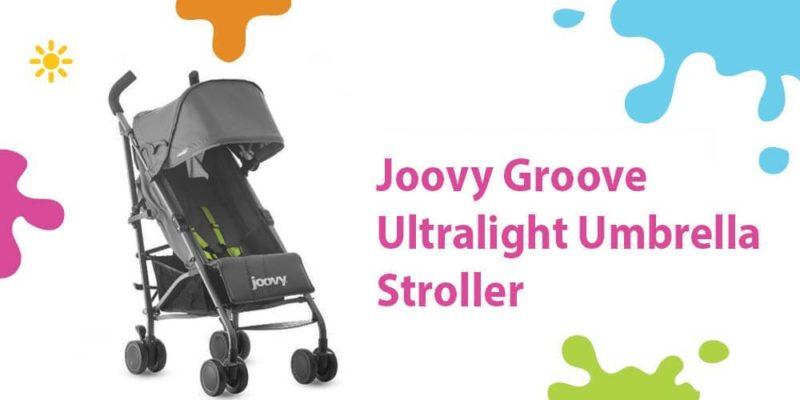 Joovy Groove Review (Super Ultra Lightweight Travel Umbrella Stroller)