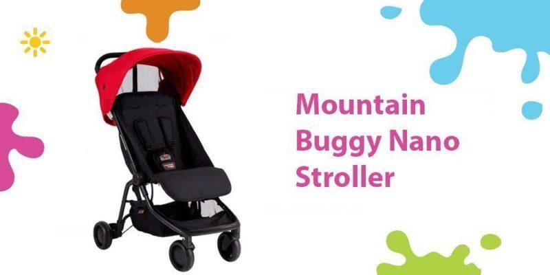 Mountain Buggy Review (the Original Nano Airplane Travel Stroller)