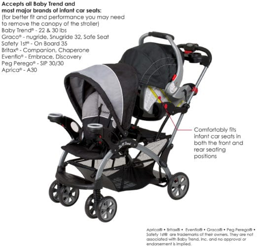 Baby Trend Sit N Stand Ultra Tandem Reviews
