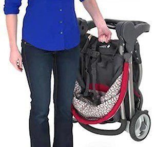Graco Fastaction Fold Classic Connect Travel System Review