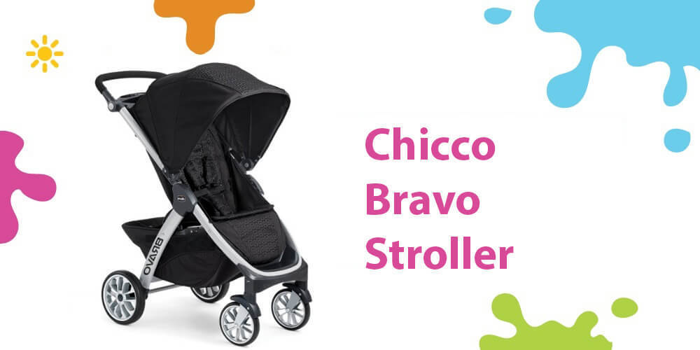 Chicco Bravo Review (One of the Best Recommended Compact Stroller)