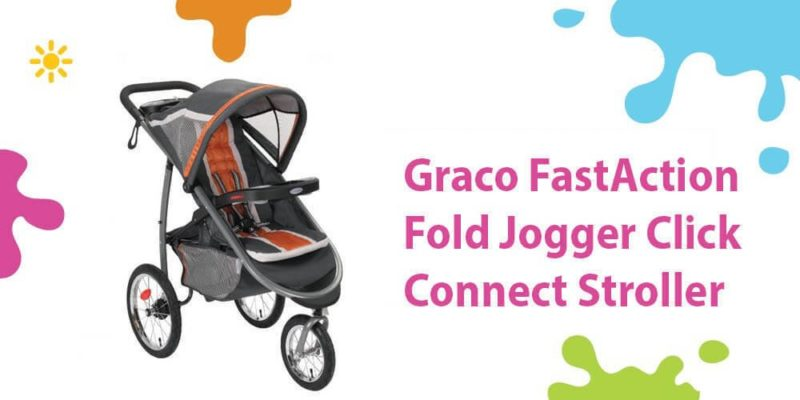 Graco FastAction Fold Jogger Review (Excellent Click Connect Stroller)