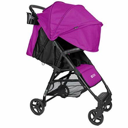 ZOE XL1 DELUXE Xtra Lightweight Stroller