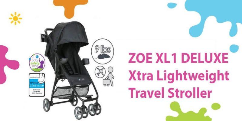 ZOE XL1 Deluxe Stroller Review