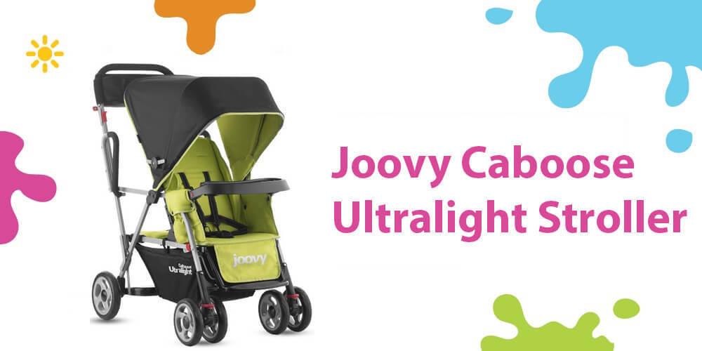 Joovy Caboose Review (A Compact Ultralight Tandem Umbrella Stroller)