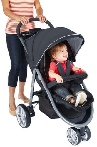 Graco Aire3 Click Connect Travel System Review