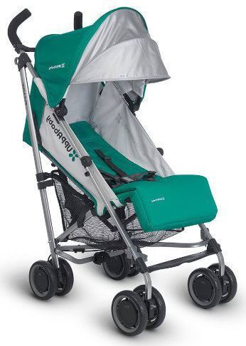 UppaBaby G luxe Stroller Review