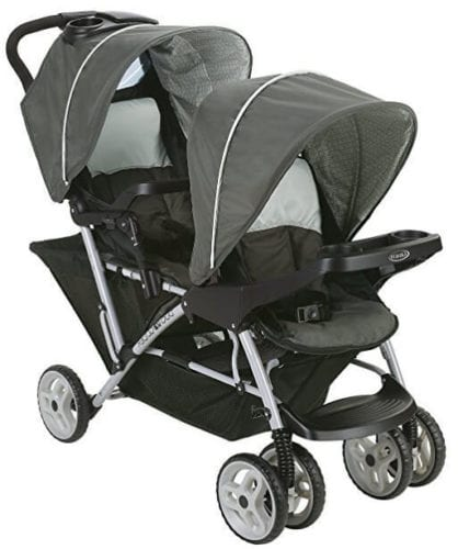 Graco Duo-Glider Click-Connect Stroller Review