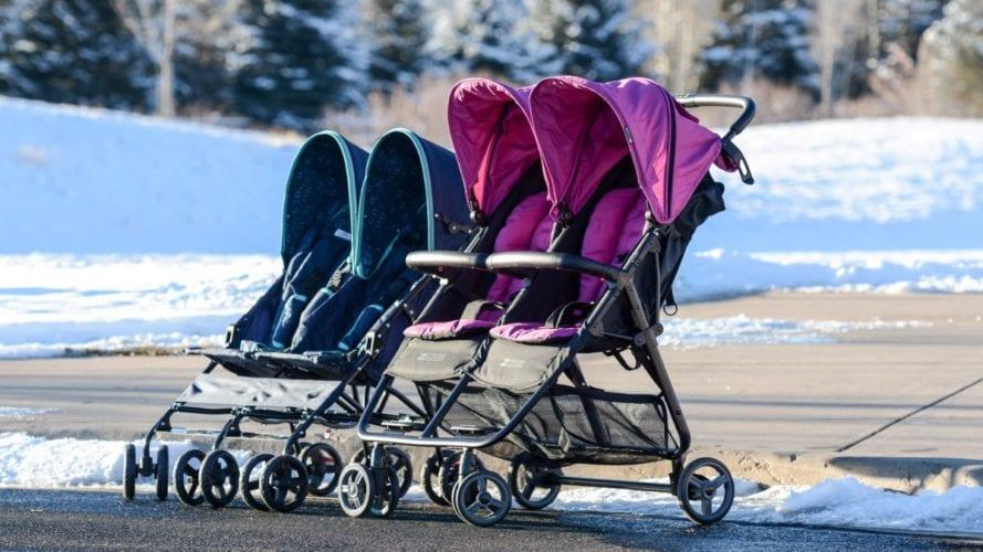 Zoe XL2 Double Stroller