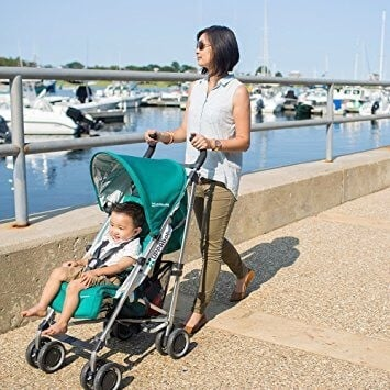 UPPAbaby G Luxe Travel Stroller