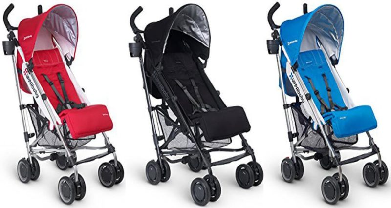 UPPAbaby G Luxe Travel Stroller Review