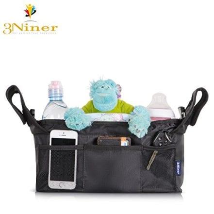 3Niner Stroller Organizer Accessories Bag