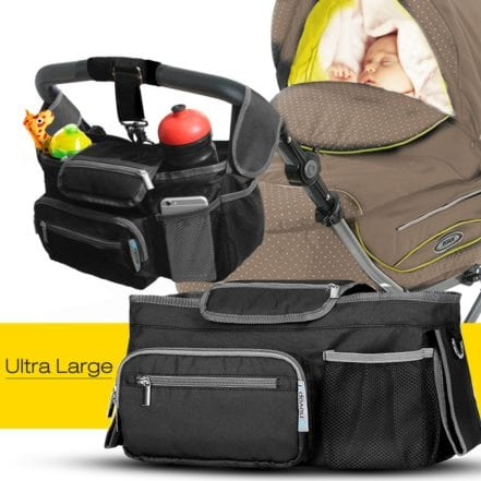 Novopal Baby Stroller Organizer