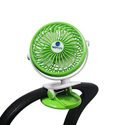 Glovion Micro USB Rechargeable Cooling Fan