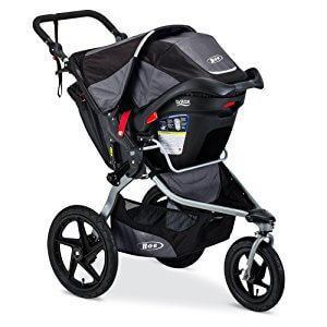 BOB Revolution Flex Stroller is Compatible with Britax Car Seat