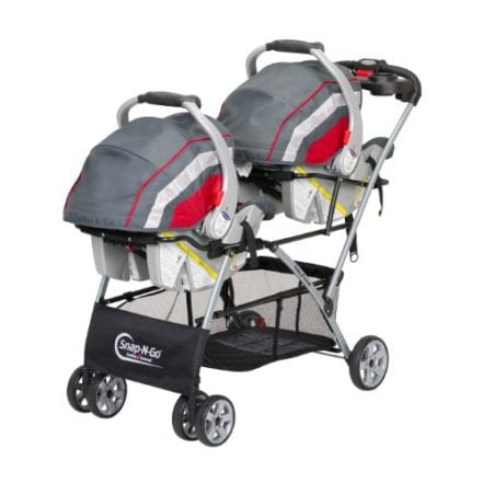 Baby Trends Car Seat Stroller