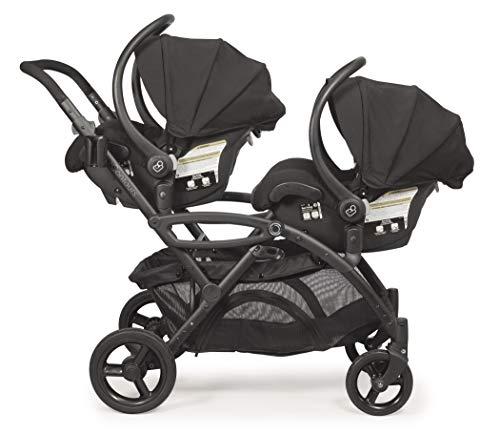 Elite Tandem Double Baby Stroller