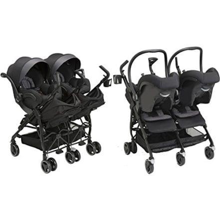 Maxi-Cosi Dana Double Car Seat Stroller