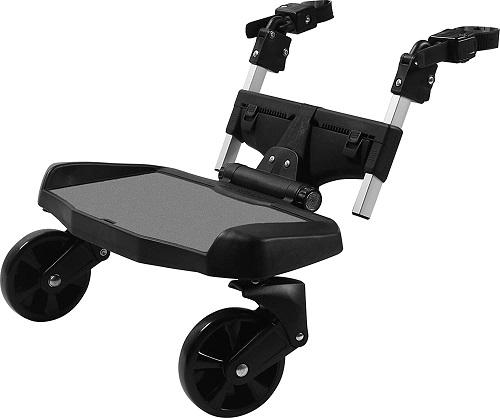 guzzie+Guss Hitch Full Suspension Ride-On Stroller Board