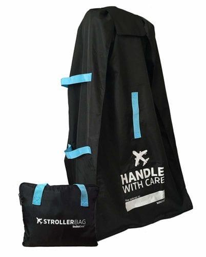 Bubulee Elua XL Double Stroller bag