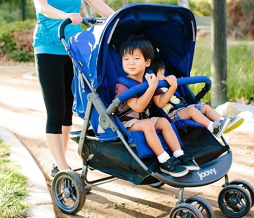 Buy a Double Stroller for Twins