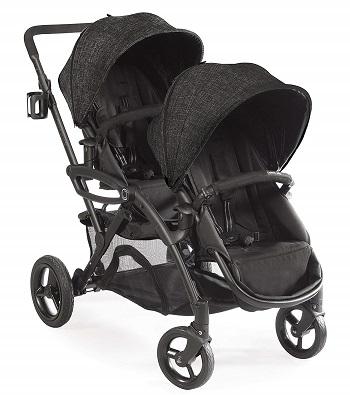 Contours Options Elite Tandem Double Toddler