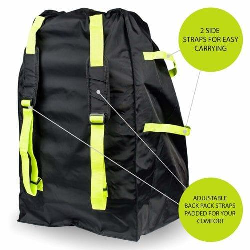 Volkgo Durable Car Seat Travel Bag