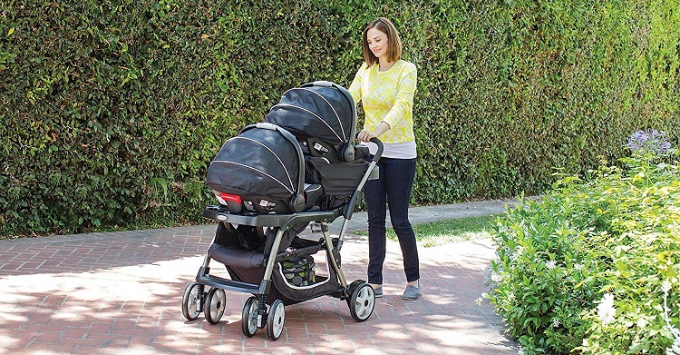 Why Should you Buy a Double Stroller