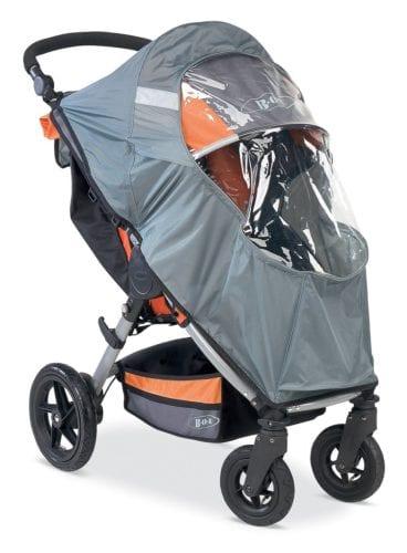 bob weather shield motion stroller