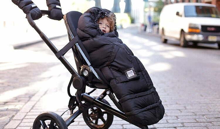 Best Stroller Footmuff for The Cold Season