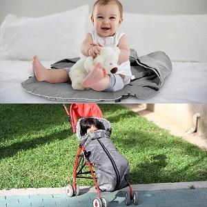 Stroller Footmuff Age