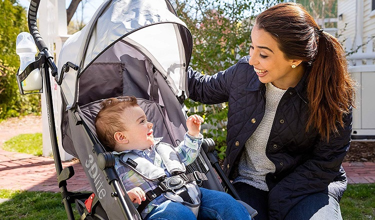 How to Choose the Best Stroller for Big Kids