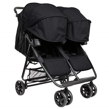 The Twin+ (Zoe XL2) - Best Double Stroller