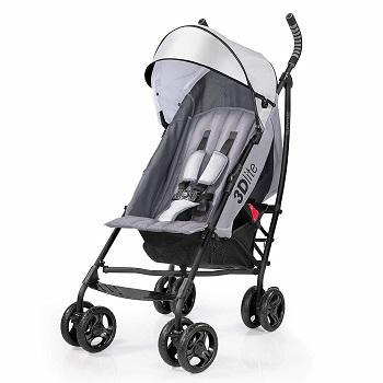 The Underdog Summer 3D Lite Convenience Stroller