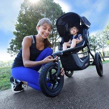 Wheel of stroller