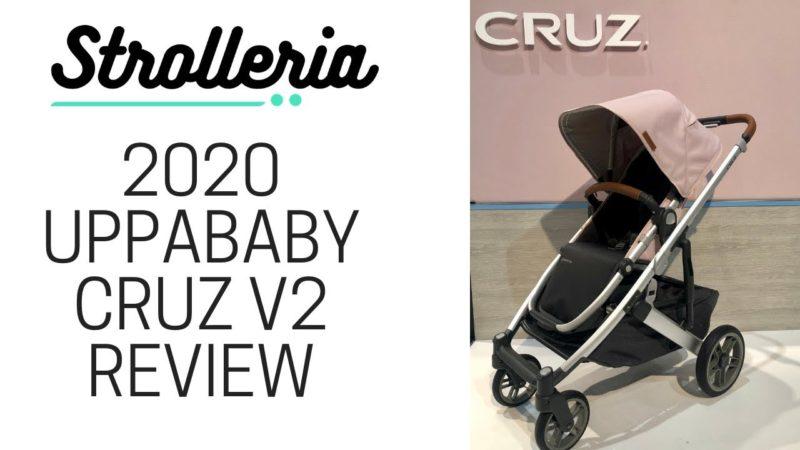 2020 UPPAbaby CRUZ V2