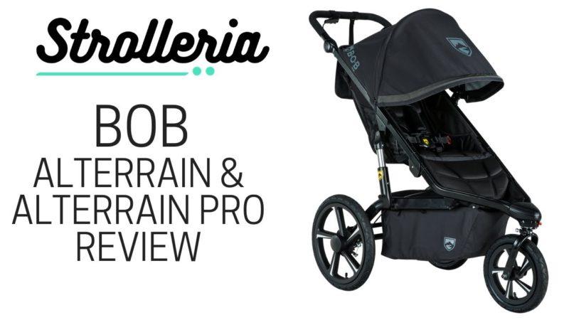 BOB Alterrain and Alterrain Pro Stroller Review