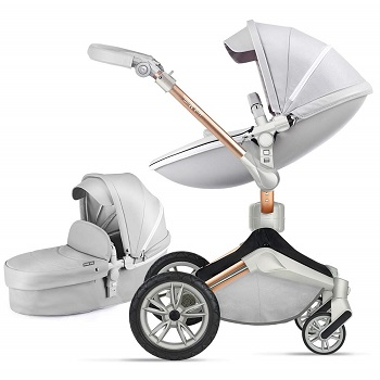 Baby Stroller 360 Rotation Function, Hot Mom