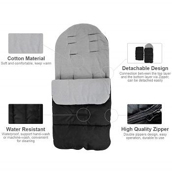 Kidsidol Baby Sleeping Bag Image