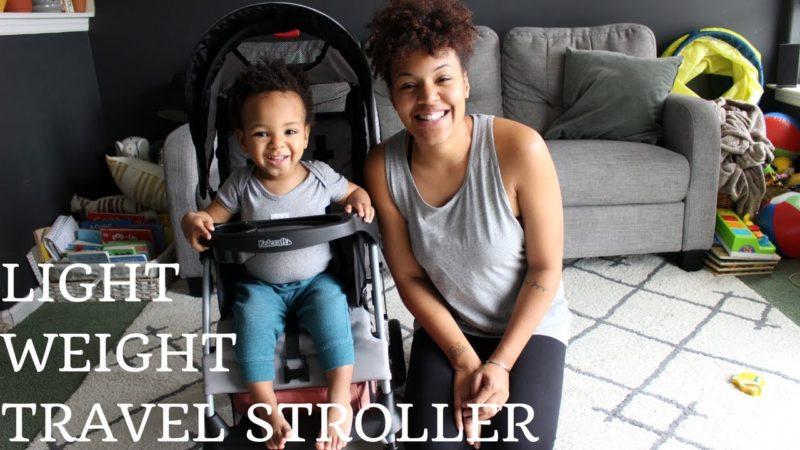 Light Weight Umbrella Travel Stroller Video Review
