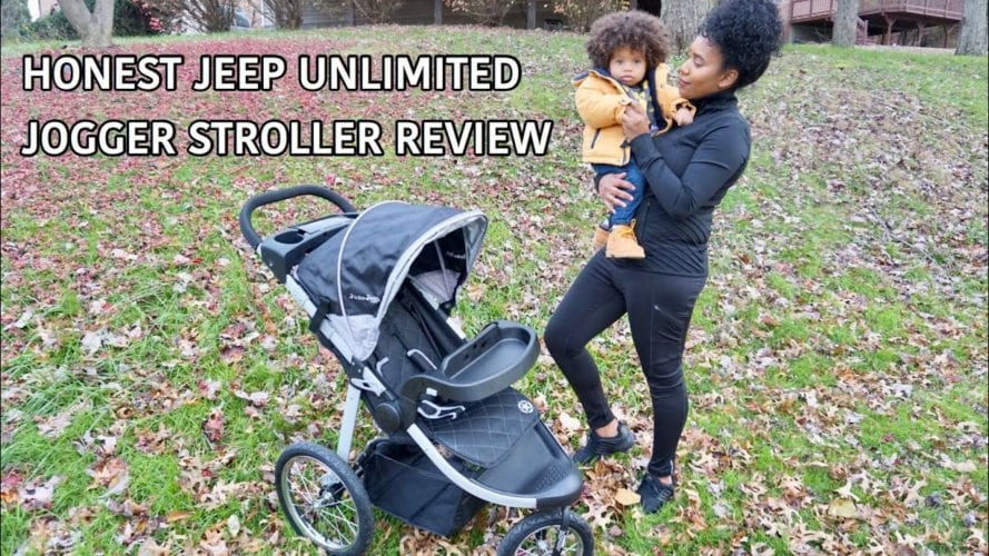 Unlimited Jogger Stroller HONEST Review