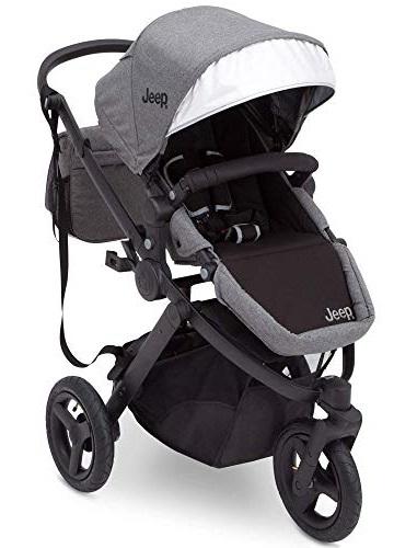 Unlimited Jogger Stroller