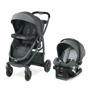 Graco Modes Travel System Stroller Video Review