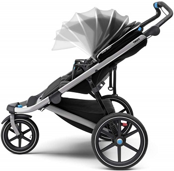 Cleaning Stroller