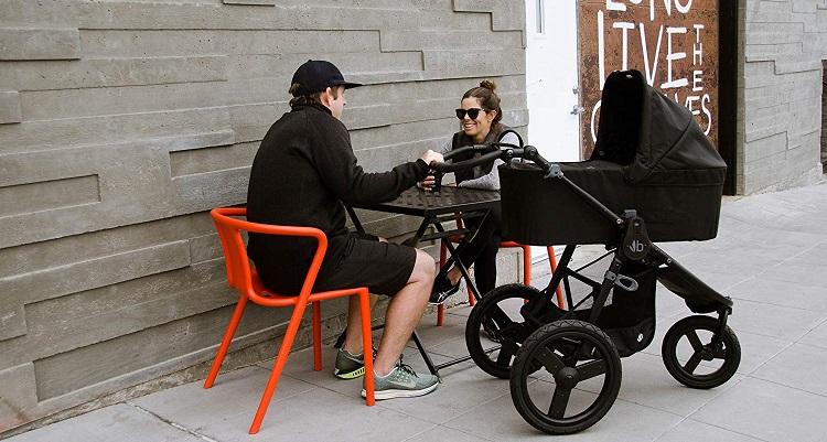 Use Parking Brakes Stroller