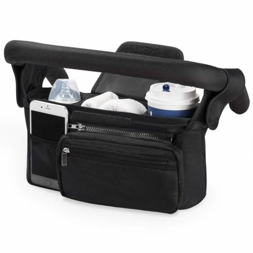 momcozy universal stroller organizer