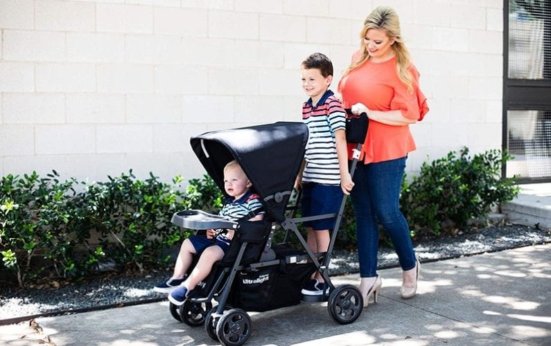 Best ​Sit and Stand Stroller